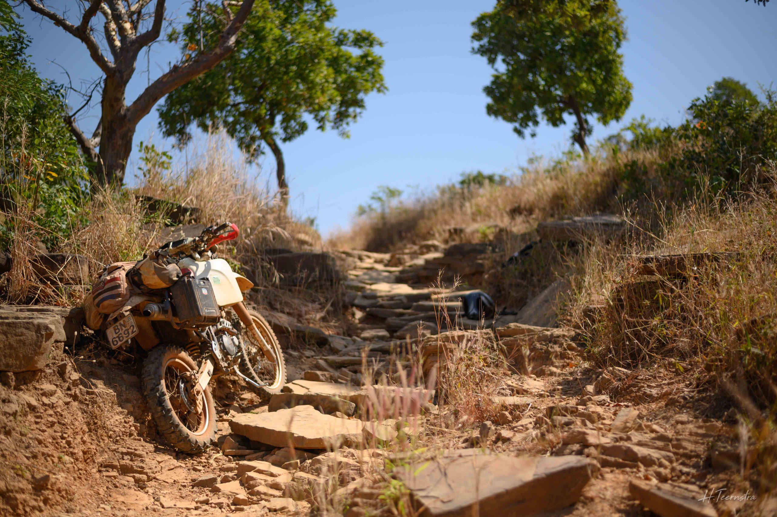 Motorcycle adventure mecca
